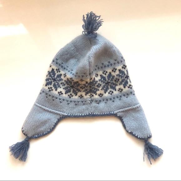 d85b0fced68b65 Johnstons of Elgin Cashmere Fair Isle Baby Hat NWT.  M_5a9084fac9fcdfb1ce8e8fd1